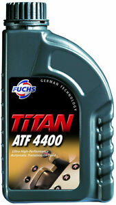 FUCHS Titan ATF 4400 Automatic Trasmission Fluid 1L