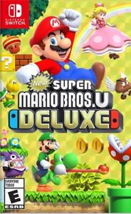 Wanted to buy : Mario U Deluxe for Nintendo Switch