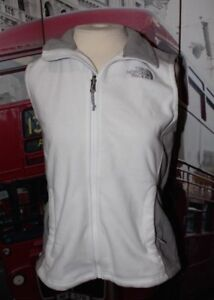 The North Face Women's Fleece Jacket Vest  Size Small