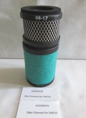 A22304198 And A22304079 Set Of Elements For Emf10 Edwards Filter