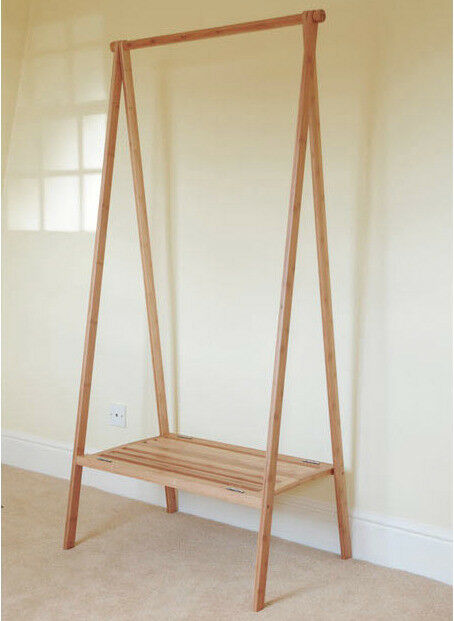 Furniture - Bamboo Folding Wardrobe - London