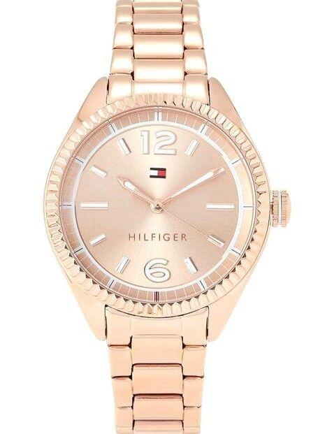 Tommy Hilfiger Women's Watch Rose Gold Orologio donna Sport