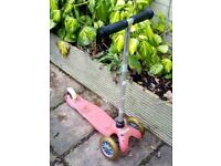 Used Girls Scooter
