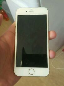 IPhone 6 64GB GOLD COLOUR UNLOCKED EXCELLENT CONDITION AS LIKE NEW BOX