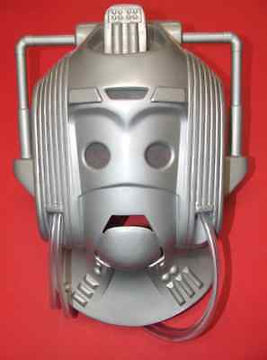 A Cyberman helmet