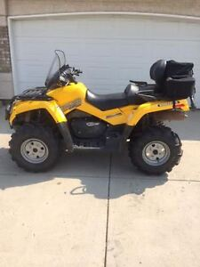 06 Can-Am Outlander Max 800 LOW Km's