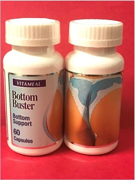 Bottom Buster Lifting Booty Natural Butt Enlargement Firming Enhancement Pills 1