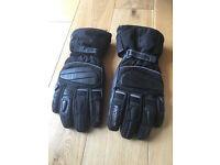 Probiker winter biking gloves, size large.