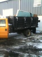 GARBAGE,JUNK AND UNWANTED ITEMS REMOVAL 902-240-3210