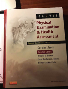 Physical Examination and Health Assessment (2nd), Jarvis