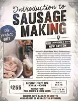 Introduction to Sausage Making