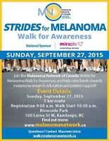 Strides for Melanoma - Walk for Awareness