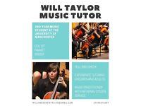 Music Theory Tutor