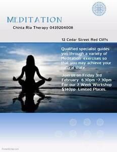 Meditation Red Cliffs Mildura City Preview