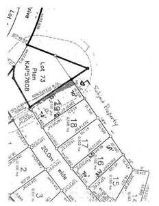 Shuswap Lakes Building Lot