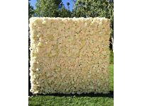*HIRE FLOWER WALL & FLOWER ARCHES FROM £50;
