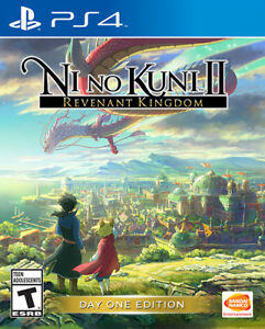 Ni No Kuni 2 trade for Dragon Ball Fighterz