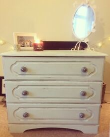 Various upcycled items available - shabby chic furniture