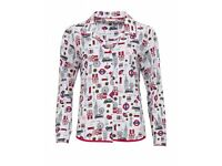BRAND NEW - Lily London pyjamas by Cyberjammies - size 14 - worth £48