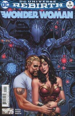 Wonder Woman Vol. 5 (2016-Present) #9