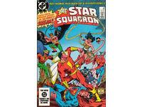 Marvel and Dc comics !980's era