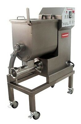 Brand New Thunderbird Amg-50 Meat Grinder Mixer - 6 Hp 110 Lbs. Capacity 32