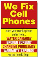 Cell phone repair at McPhillips St. Same day service