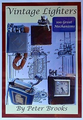 Rare Vintage Lighters 100 Great Mechanisms; Including Gigolo, Henry, Boubillier