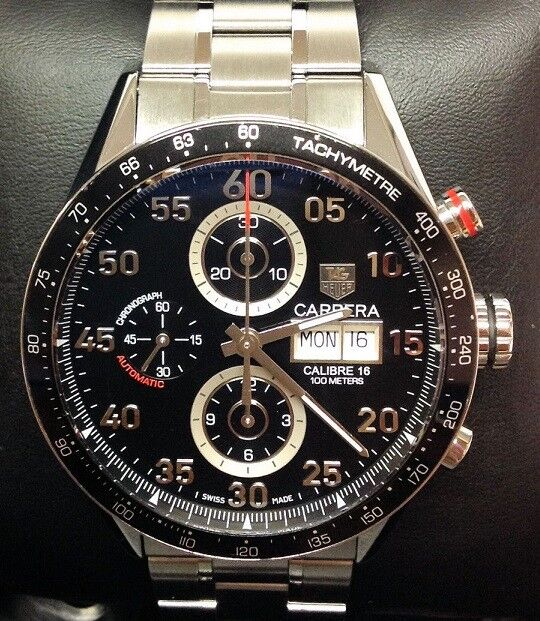 Tag Heuer Carrera - watch picture 1
