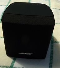 Bose Acoustimass single cube speaker Lane Cove Lane Cove Area Preview