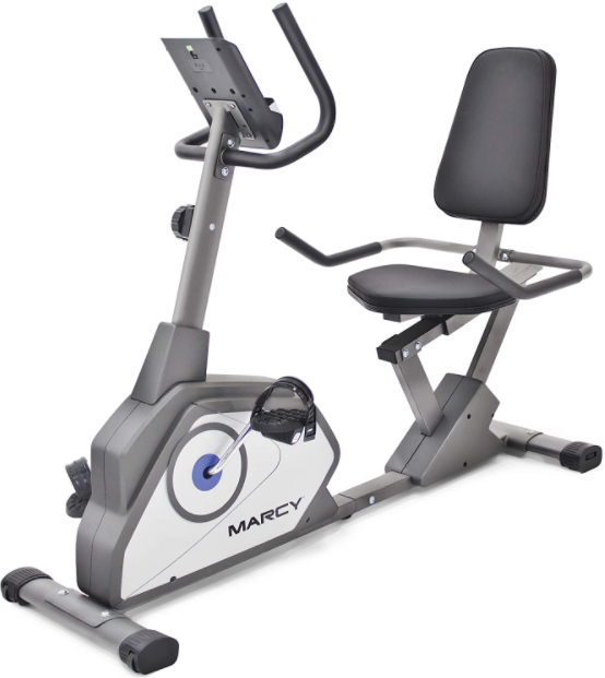 Recumbent Exercise Bike Cycling Stationary Bicycle Cardio In