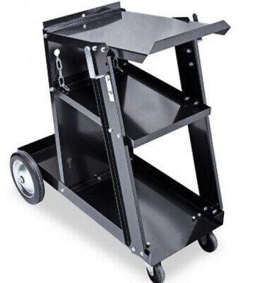 Mig Welder Welding Cart