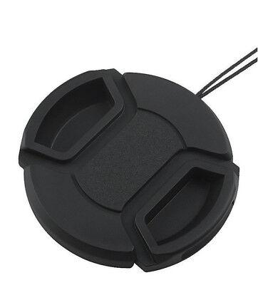 Objektivdeckel 62mm für alle Objektive & Kameras Deckel Lens Cap Kappe 62 mm