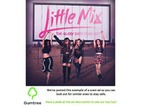 Little Mix Tickets -- Read the ad description before replying!!