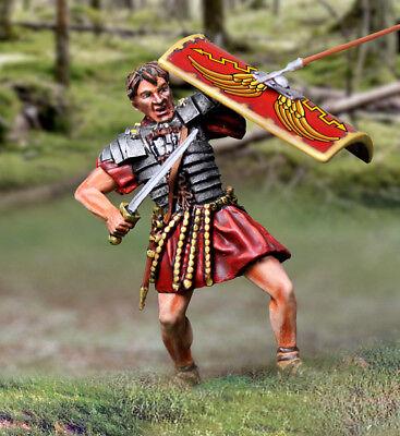 THE COLLECTORS SHOWCASE ROME 43AD CS00979 ROMAN DEFENDING MIB