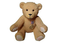 Joblot 72x Albert Bear Limited Edition Figurines wholesale clearance stock