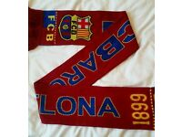 FC Barcelona scarf, classic