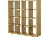 Ikea Kallax unit 4x4 _ free delivery
