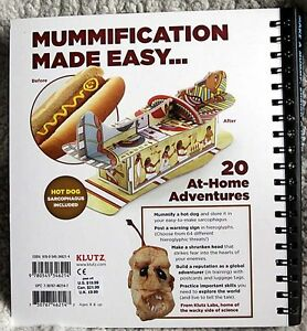 NEW - Making Mummies, Shrinking Heads: And Other Useful Skills Kingston Kingston Area image 2