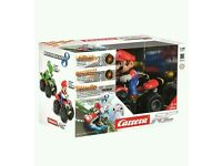 Remote Control Carrera Nintendo Mario Kart 8 Quad Bike RC- 1:20 - Ready to Run