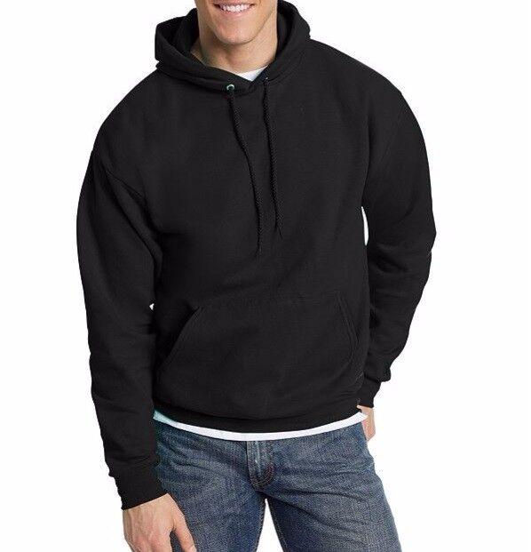 Hanes Comfortblend EcoSmart Pullover Hoodie Sweatshirt - All