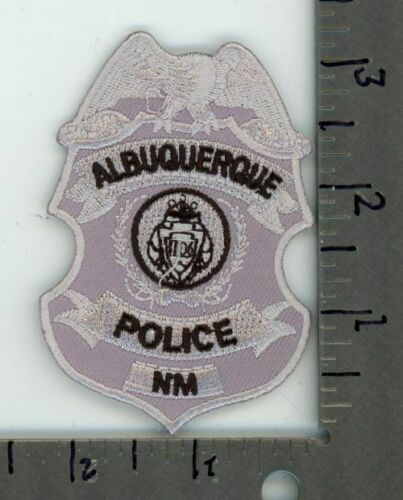 NEW MEXICO NM ALBUQUERQUE POLICE NEW PATCH SHERIFF STYLE 1