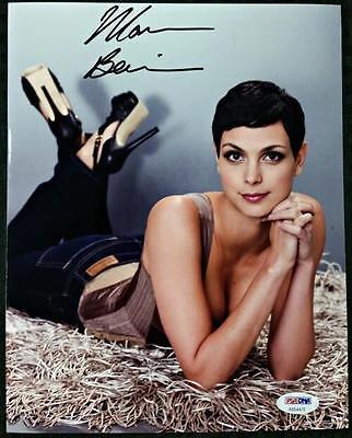 Morena Baccarin Signed 8X10 Photo W  Psa Dna Coa   Deadpool Firefly V Homeland