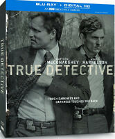 HBO True Detective blu-ray bluray
