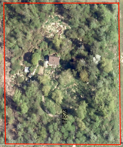 RARE FIND! 5 ACRE PROPERTY tucked away w/ opp. to clear land