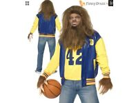 Teenwolf costume