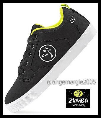 ZUMBA SHOES TRAINERS Sneakers HIPHOP Orlando Street Bold BEST SUPPORT Max