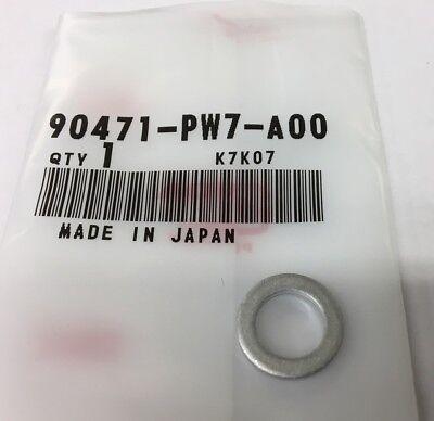 Genuine Honda 10MM Gasket 90471-PW7-A00