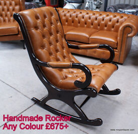 Chesterfield Rocking Chairs BRAND NEW 0%FINANCE