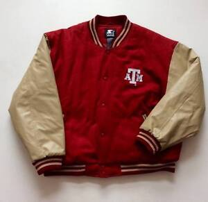 Texas A&M Jacket by Starter